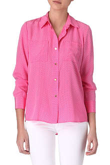 JUICY COUTURE Polka dot shirt
