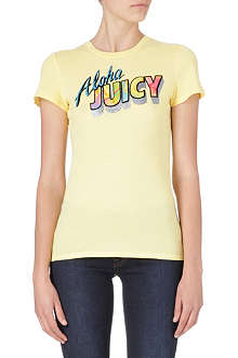 JUICY COUTURE Aloha Juicy t-shirt