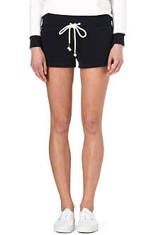 JUICY COUTURE Terry velour shorts
