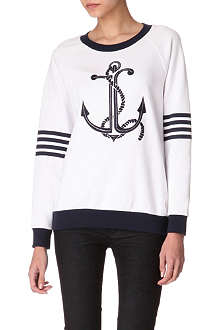 JUICY COUTURE Padaro anchor jumper
