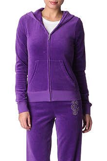 JUICY COUTURE Juicy sparkle hoody