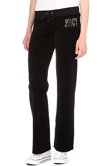 JUICY COUTURE Choose Juicy velour jogging bottoms
