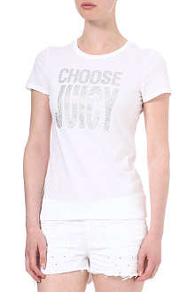 JUICY COUTURE Choose Juicy t-shirt