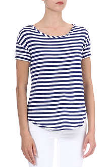 JUICY COUTURE Malibu striped t-shirt