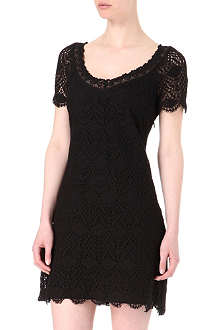 JUICY COUTURE Crochet lace dress