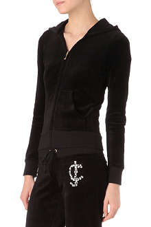 JUICY COUTURE Juicy Rocks hoody