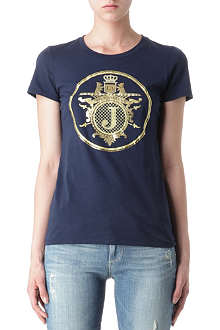 JUICY COUTURE Logo Seal t-shirt