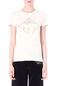 JUICY COUTURE Ornate t-shirt