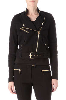 JUICY COUTURE Madison biker jacket