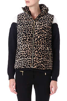 JUICY COUTURE Bryce quilted vest