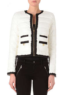 JUICY COUTURE Quinn quilted jacket