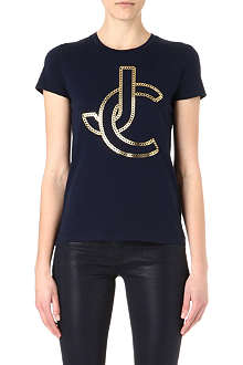 JUICY COUTURE Chain logo t-shirt