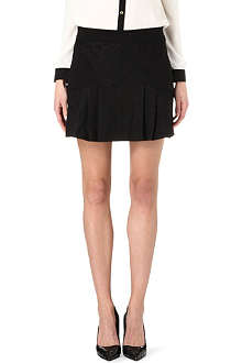 JUICY COUTURE Lace overlay skirt