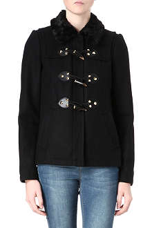 JUICY COUTURE Tough Girl toggle coat