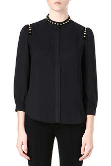 JUICY COUTURE Studded blouse