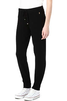 JUICY COUTURE Cashmere slim jogging bottoms