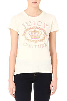 JUICY COUTURE Crown t-shirt