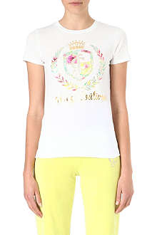 JUICY COUTURE Juicy emblem t-shirt