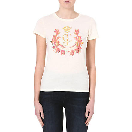 JUICY COUTURE Leaf t-shirt (Ang