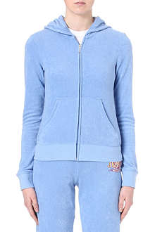 JUICY COUTURE Terry hoody
