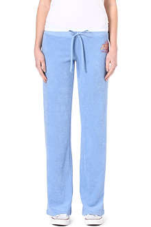 JUICY COUTURE Terry jogging bottoms