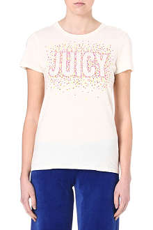 JUICY COUTURE Studded t-shirt