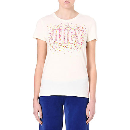 JUICY COUTURE Studded t-shirt (Angel