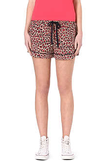 JUICY COUTURE Bengal print shorts