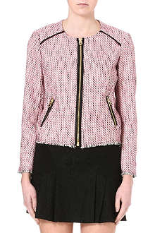 JUICY COUTURE Tweed jacket