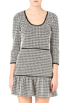 JUICY COUTURE Houndstooth dress