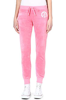 JUICY COUTURE Laurel slim jogging bottoms