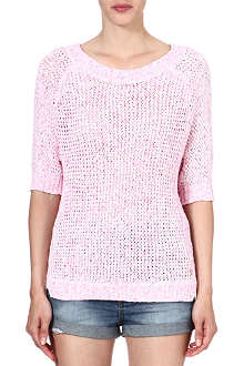 JUICY COUTURE Tape Yarn jumper