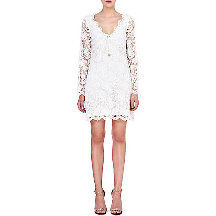 JUICY COUTURE Scallop lace dress (Angel