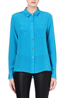 JUICY COUTURE Silk shirt
