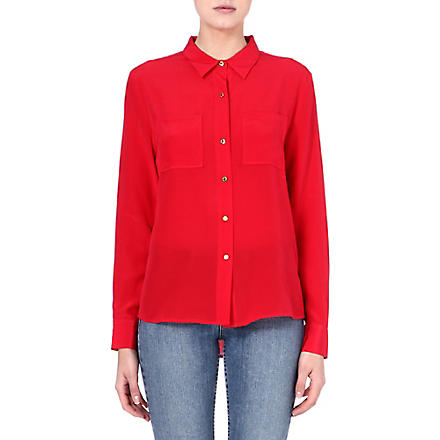 JUICY COUTURE Silk shirt (Poppy