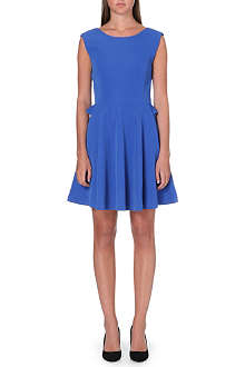 JUICY COUTURE Ottoman ribbed dress