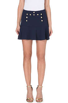 JUICY COUTURE Sailor jersey skirt