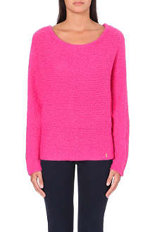 JUICY COUTURE Oversized knitted jumper
