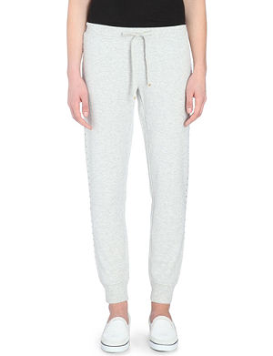 JUICY COUTURE Jewelled jogging bottoms