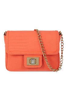 JUICY COUTURE Sierra sorbet mini cross-body bag