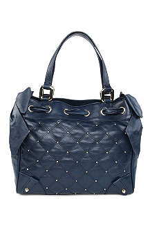 JUICY COUTURE Daydreamer studded leather bag