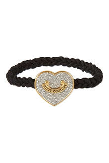 JUICY COUTURE Braided hair elastic