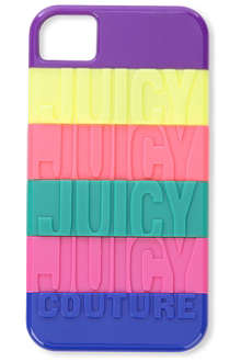JUICY COUTURE Stackable iPhone 4 case