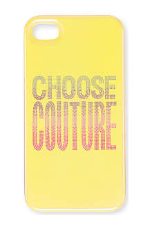JUICY COUTURE Choose Couture iPhone 4 case
