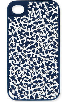 JUICY COUTURE Anchor Print iPhone case