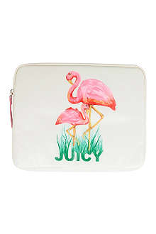 JUICY COUTURE Flamingo iPad case