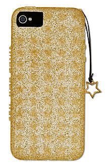 JUICY COUTURE Starburst Jelly iPhone 5 phone case