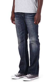 G STAR 3301 loose-fit straight denim jeans