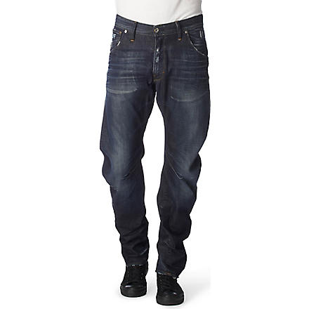G STAR Arc loose-fit tapered jeans (Travis