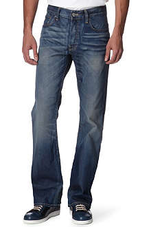 G STAR 3301 regular-fit bootcut jeans